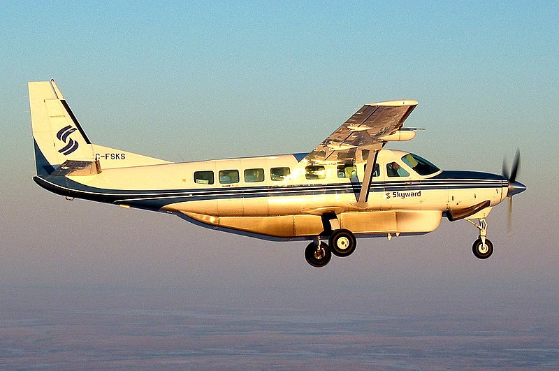 Our Review Of The Cessna 208 Caravan Turboprop Aircraft