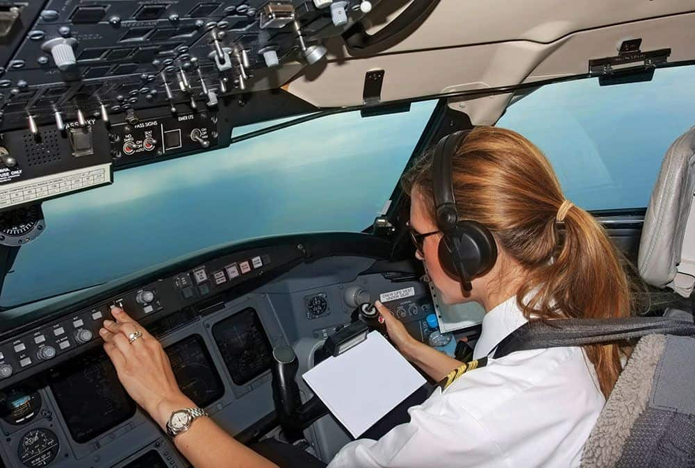 ATP Requirements And Flight Training For Pilot School