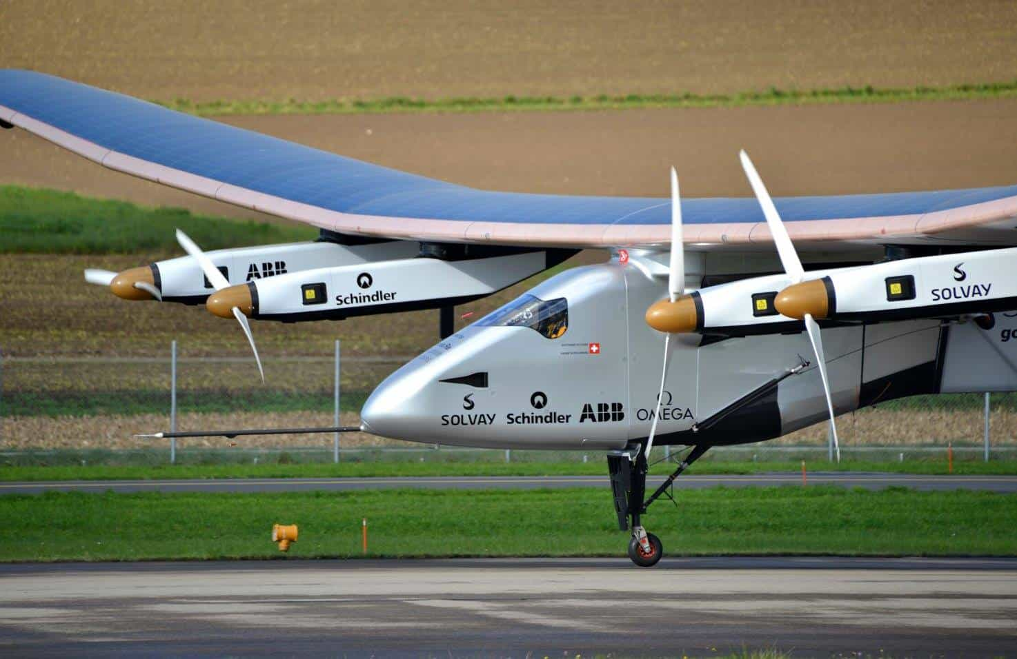 Electrically-powered Airplanes