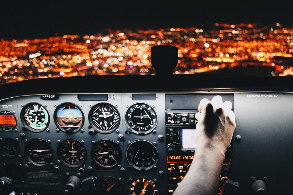 aircraft switches